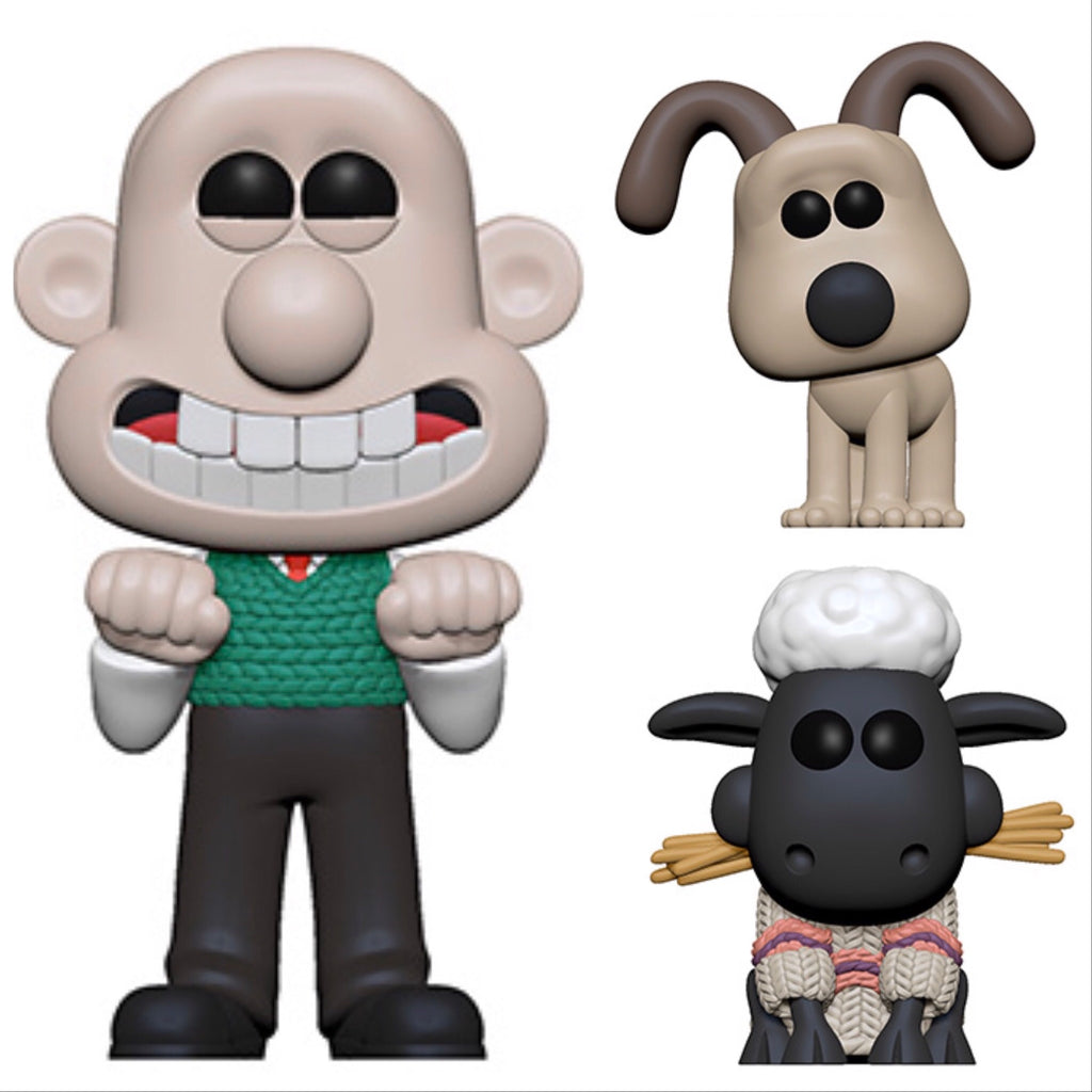 Wallace and Gromit Set - Smeye World