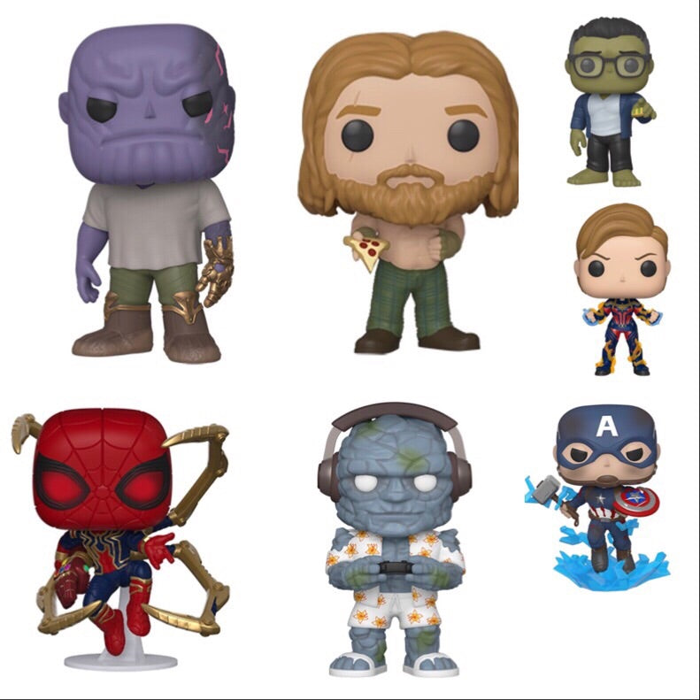 Avengers End Game Set - Smeye World