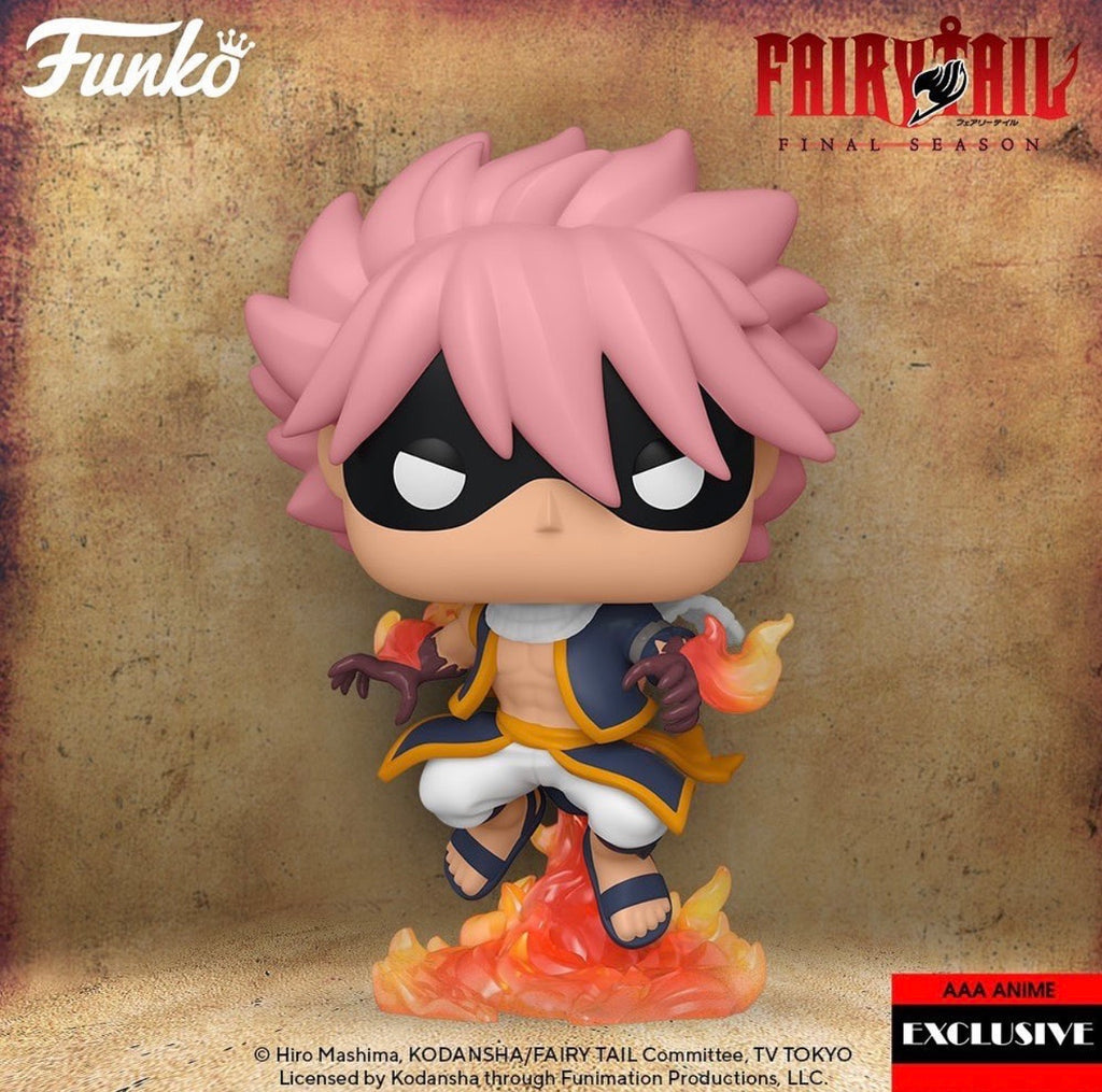 Fairy Tail Etherious Natsu Dragneel (E.N.D.) AAA Anime Exclusive - Smeye World