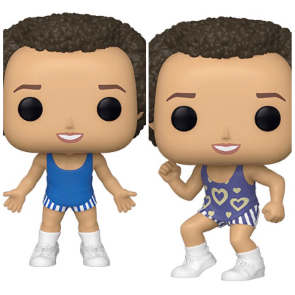 Richard Simmons Set