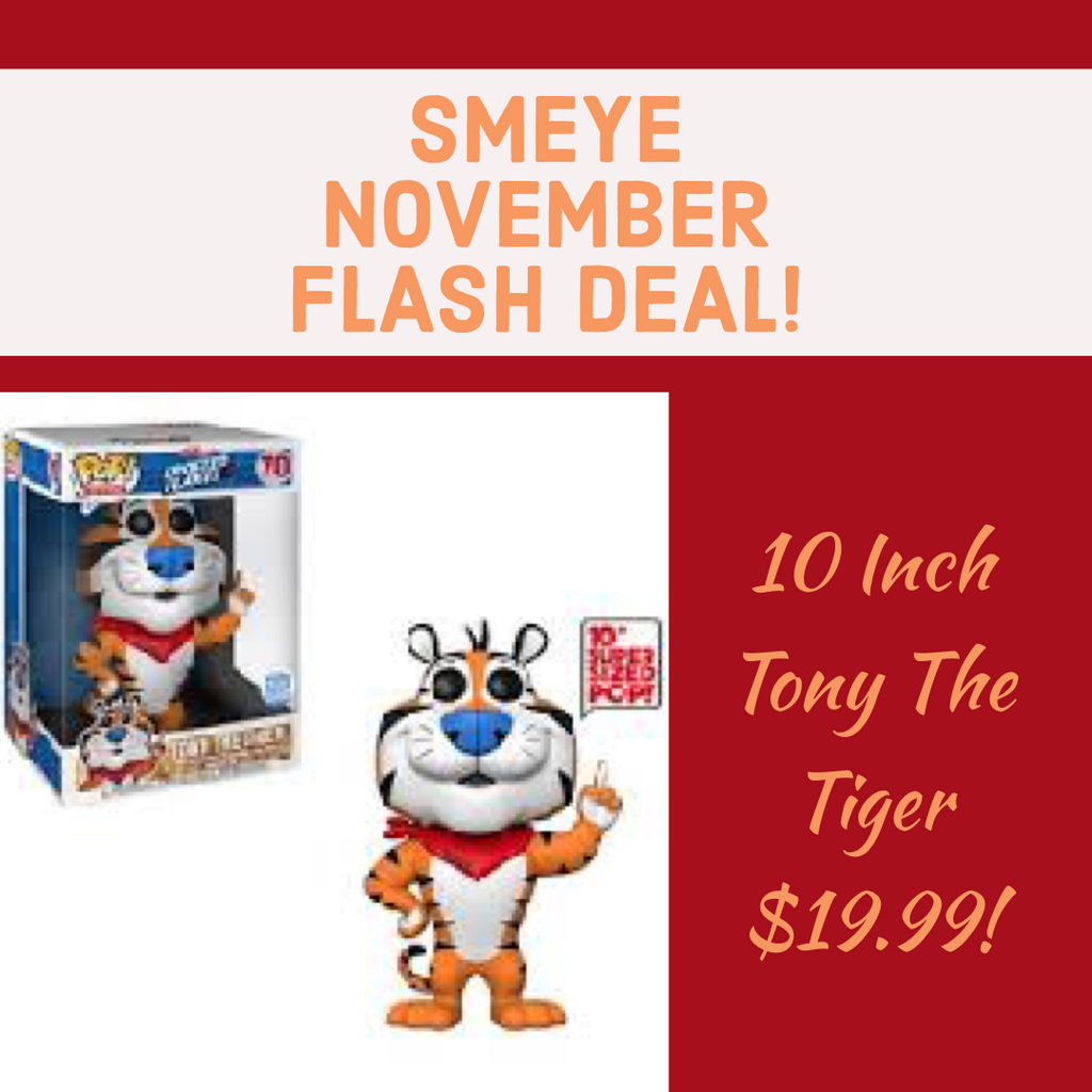 Tony The Tiger 10inch - Smeye World