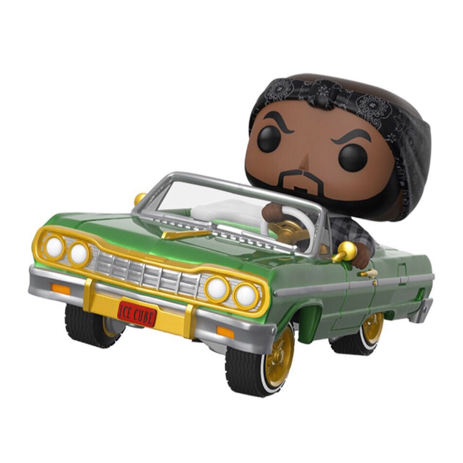 Ice Cube Ride - Smeye World