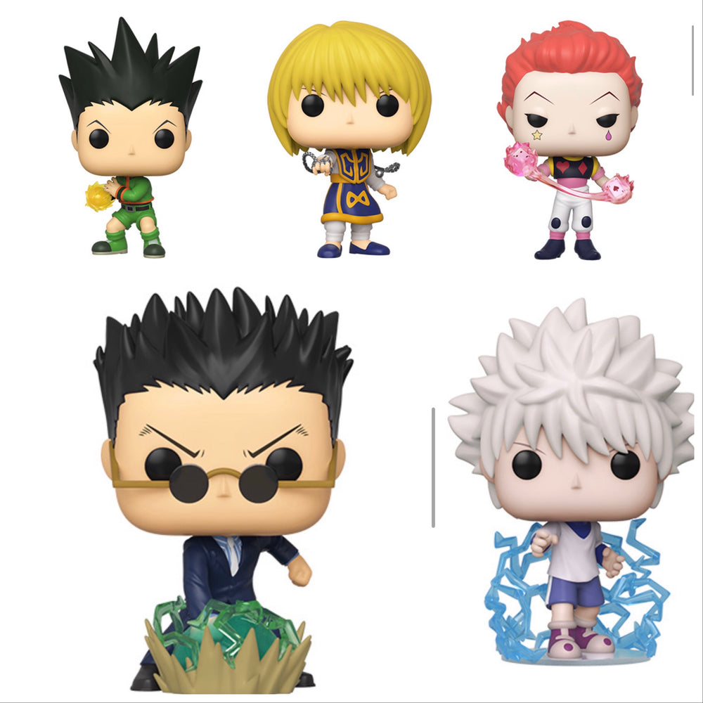 Hunter X Hunter Set - Smeye World