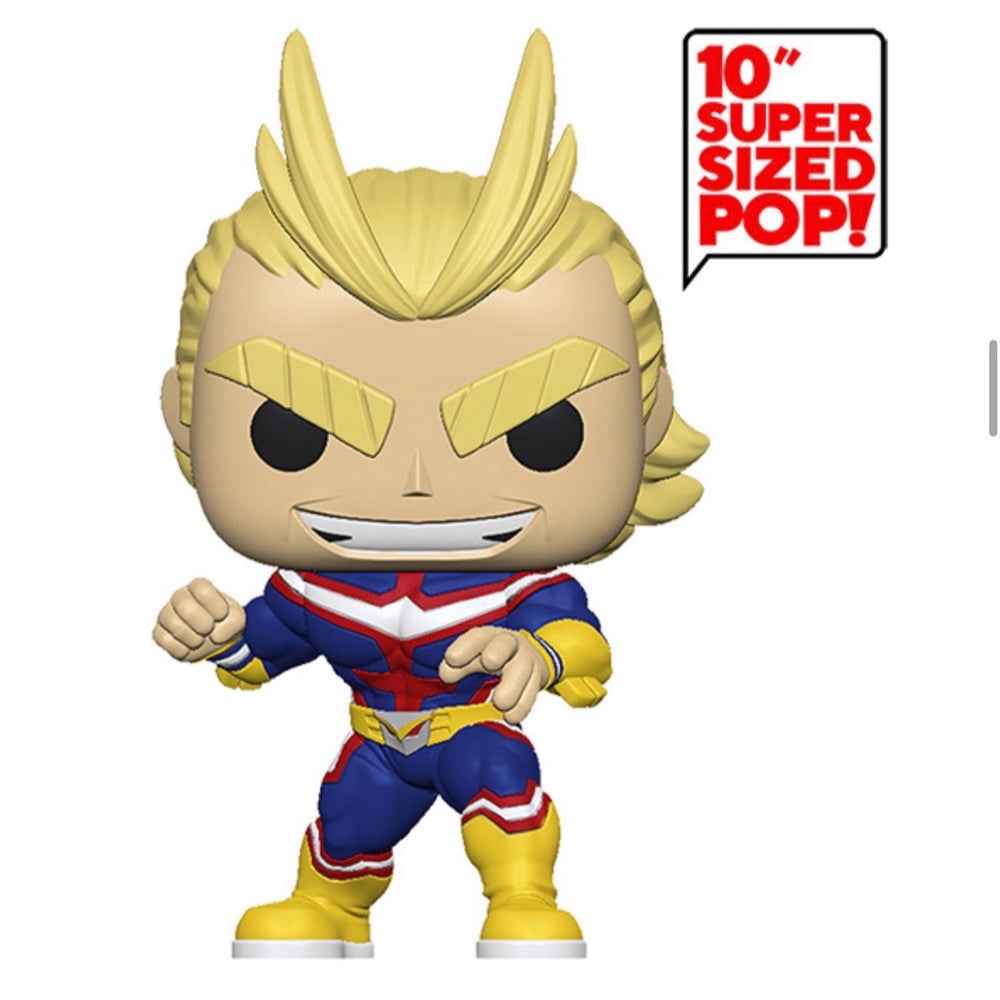 "All Might 10"" - Smeye World"