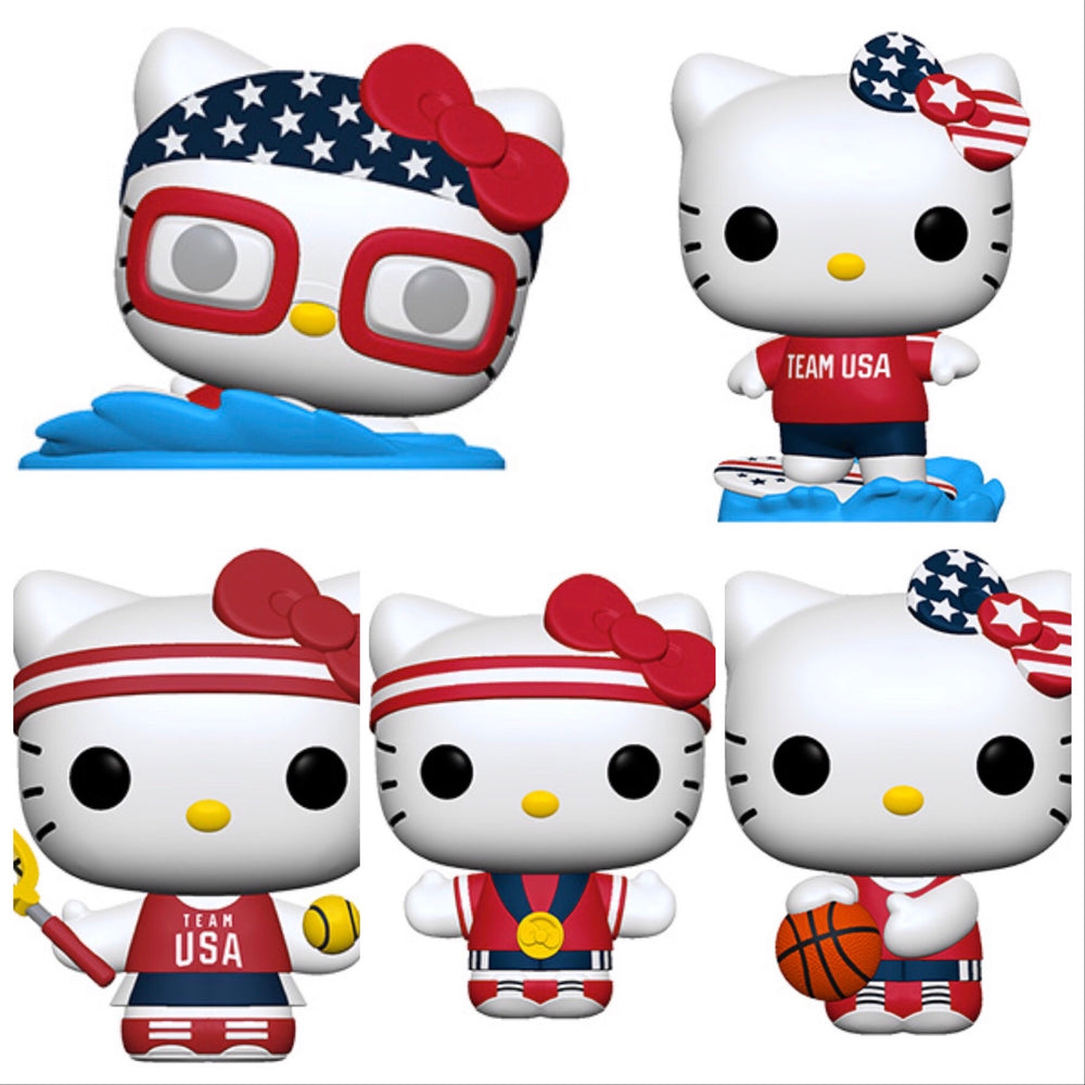 Hello Kitty X USA Sports Set - Smeye World