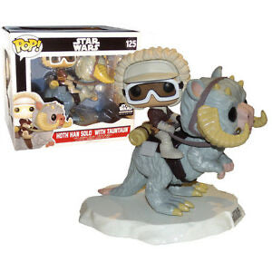 Hoth Han Solo with Tauntaun, Smuggler's Bounty Exclusive, (Condition 8/10) - Smeye World