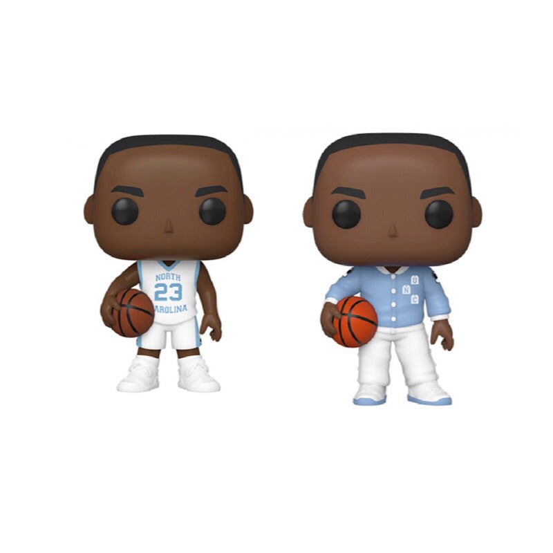 Michael Jordan North Carolina Set - Smeye World