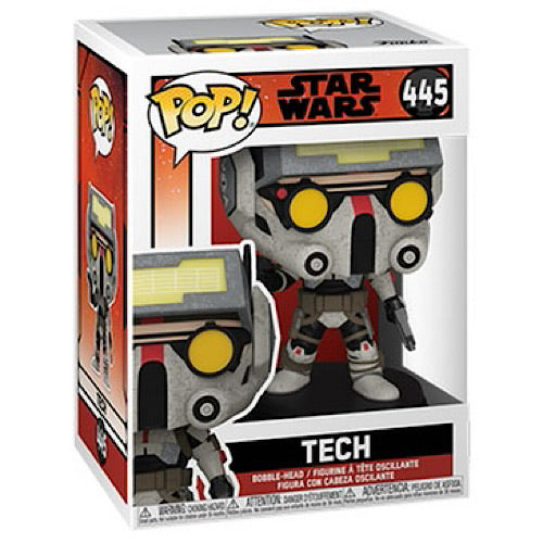 Pop! Star Wars- Bad Batch Set and Singles