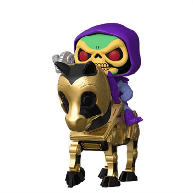 Pop! Rides - Masters of the Universe - Skeletor w/Night Stalker