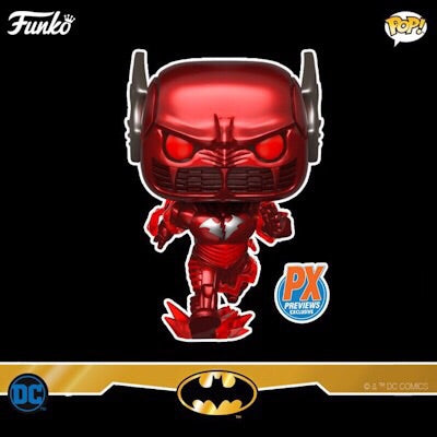 PX Red Death Batman - Smeye World