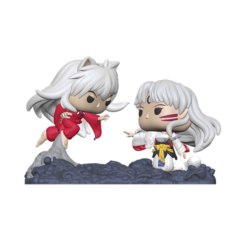 Inuyasha vs. Sesshomaru - Smeye World