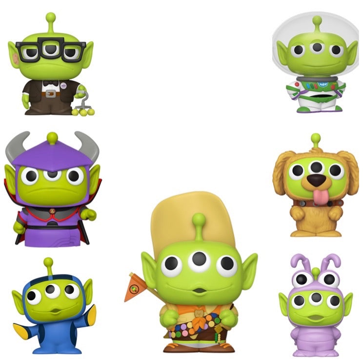 Pixar Alien Remix Set