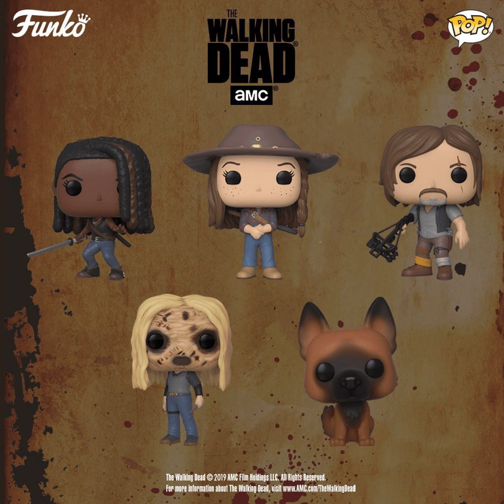 Walking Dead Set - Smeye World