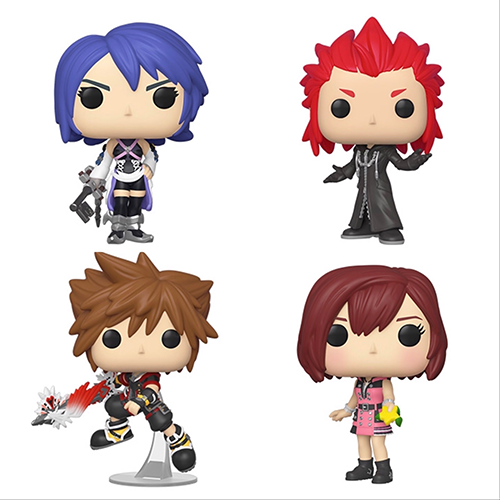 Kingdom Hearts Set - Smeye World