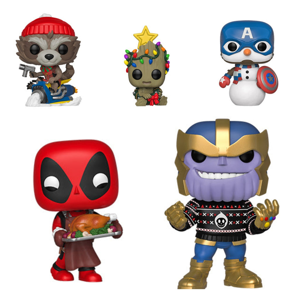 Marvel Holiday 2019 Set - Smeye World