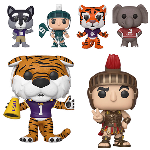 College Mascots Set - Smeye World