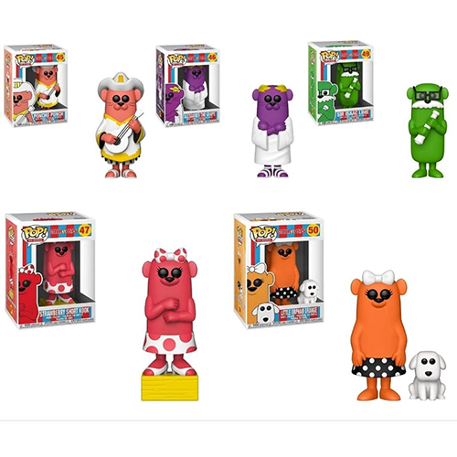 Otter Pop Set - Smeye World