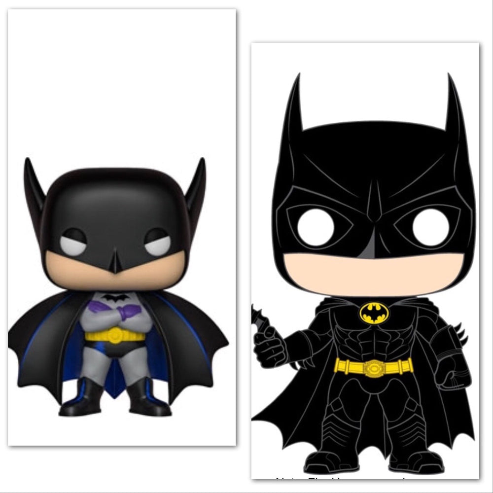 Batman 80th Anniversary Set - Smeye World