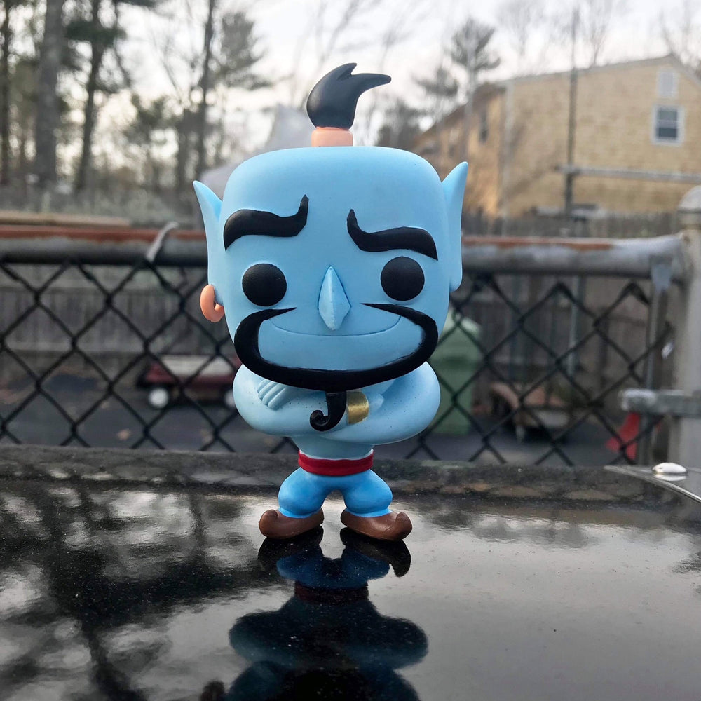 Smeye Anniversary Custom: OG Glow-In-the-Dark Genie - Smeye World