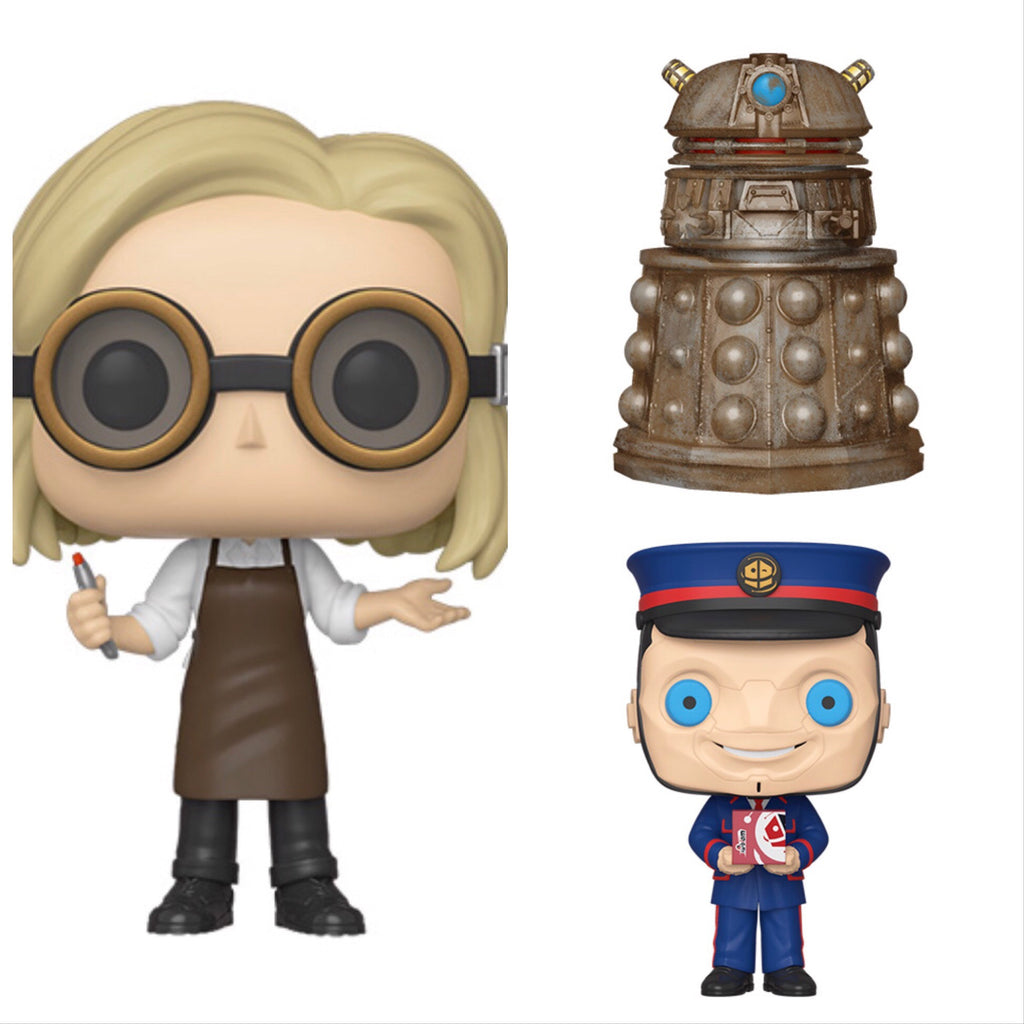 Doctor Who Set - Smeye World