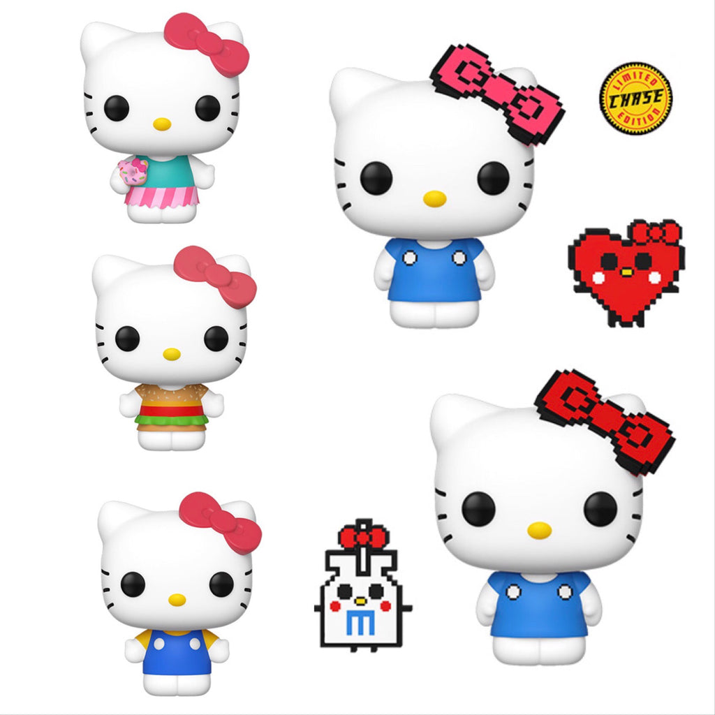 Hello Kitty Set With Chase - Smeye World