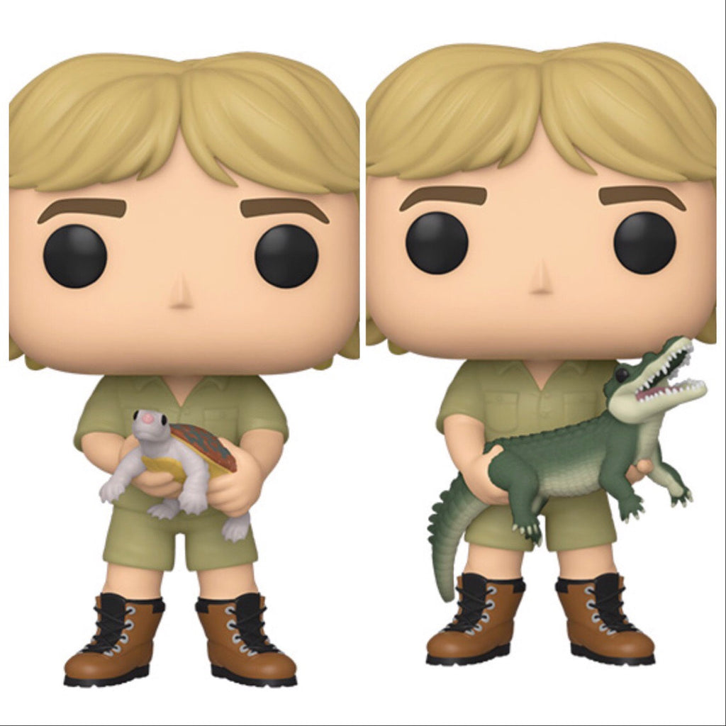 Crocodile Hunter Set  (With Chase) - Smeye World