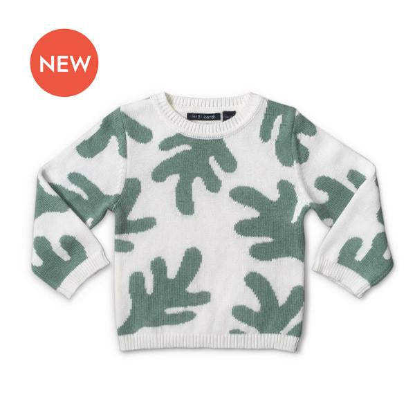 Mini Kardi :Cactus Sweater