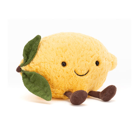 Jellycat Soft Toy: Amuseable Lemon
