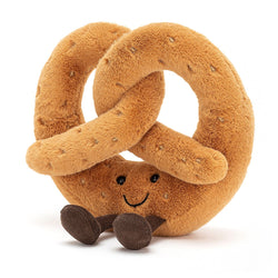 Jellycat Soft Toy: Amuseable Pretzel