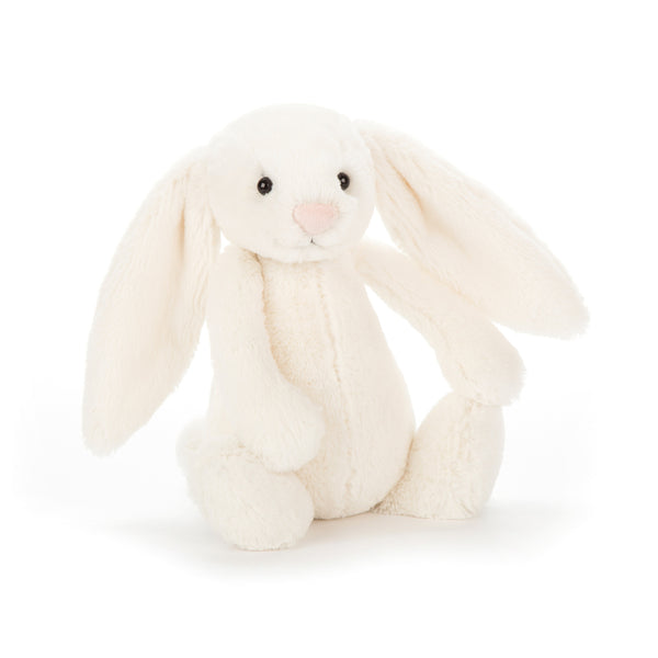 Jellycat Soft Toy: Bashful Bunny (Cream)