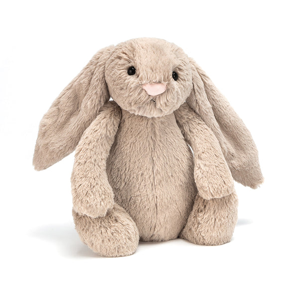Jellycat Soft Toy: Bashful Bunny (Beige)