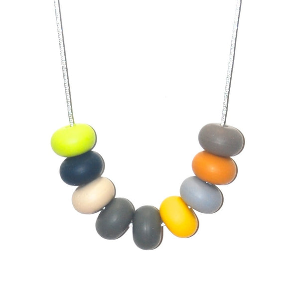 Tiny and I: Teething Necklace - Daintree