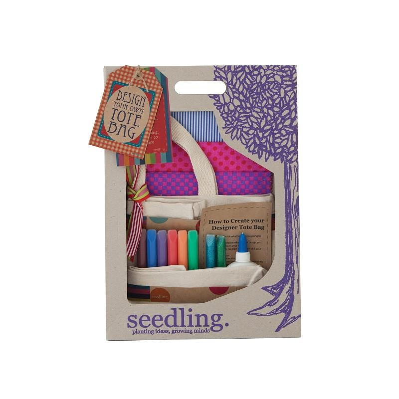 Seedling - Design your own Tote Bag