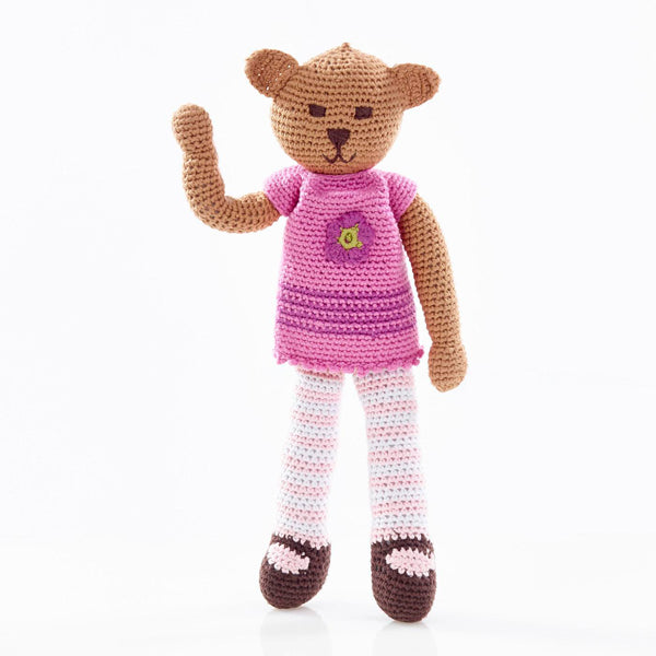 Pebble: Bear (Girl)