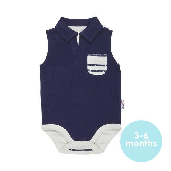 Summer Growing Kit for 3-Month Old Baby Boys (Line Dance)