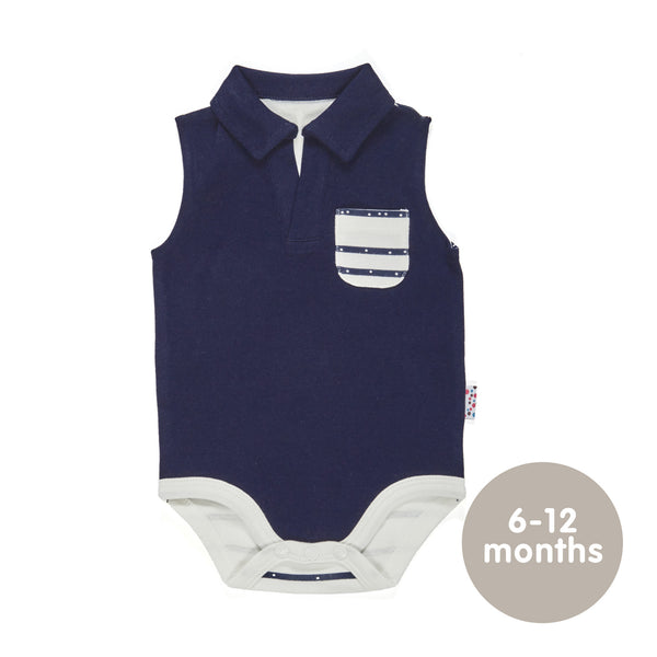 Growing Kit for 3-Month Old Winter Baby Boys (Line Dance)