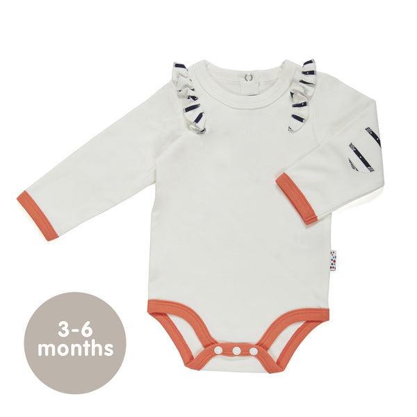Growing Kit for 3-Month Old Winter Baby Girls (Line Dance)