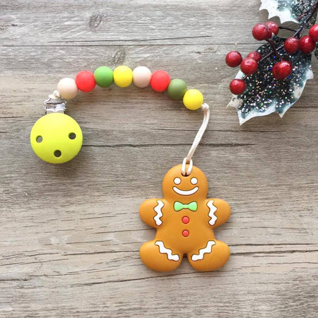 Little Caleb: Gingerbread Teether