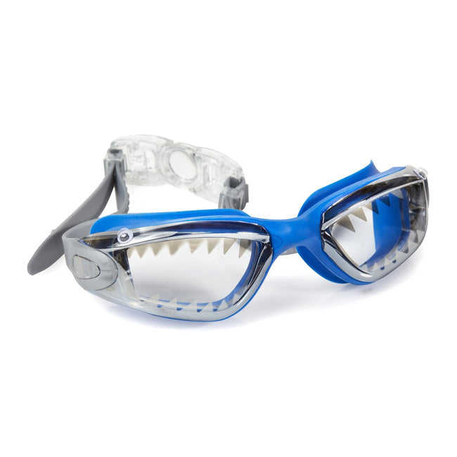 "Bling2o: ""Jawsome"" Swim Goggles (Royal Reef Shark)"