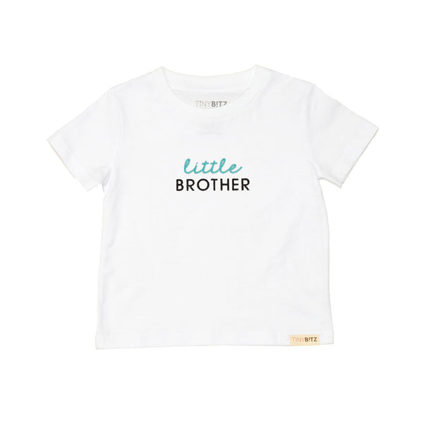 Kids Tee: Little Brother