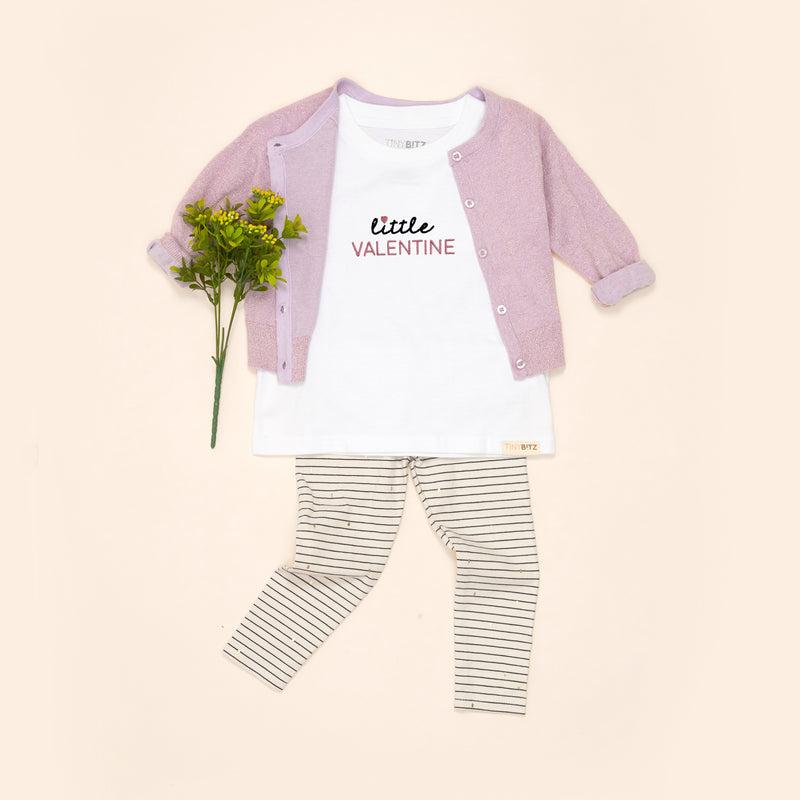 Kids Tee: Little Valentine