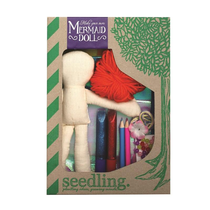 Seedling - Make Your Own Mermaid Doll