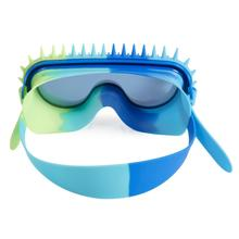 "Bling2o: ""Monster Mash""Swim Goggles (Mohawk Marine Green)"