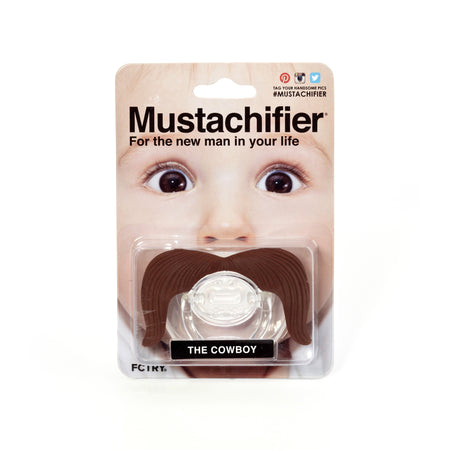 Accessories: Mustachifier ~ The Cowboy