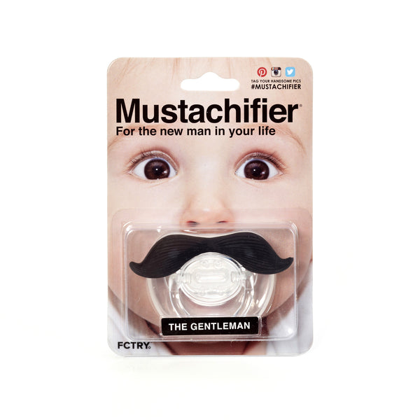 Accessories: Mustachifier ~ The Gentleman