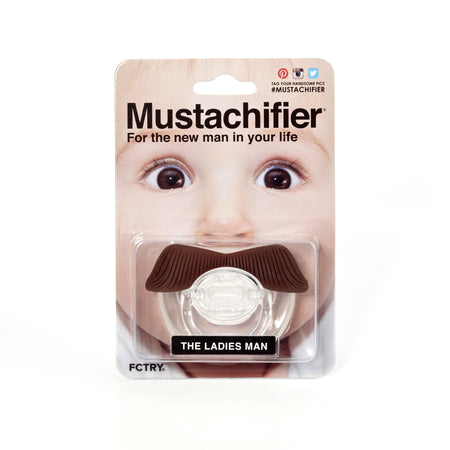 Accessories: Mustachifier ~ The Ladies Man