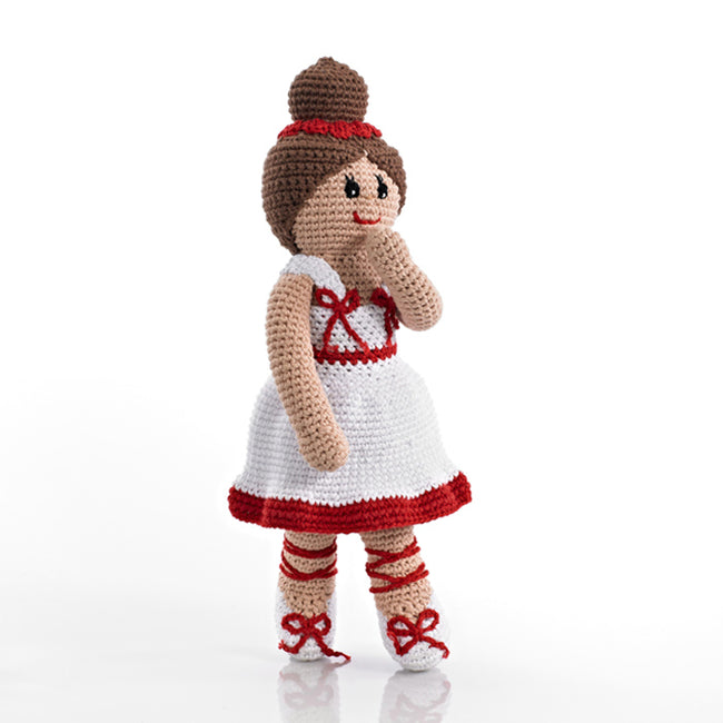 Pebble: Ballerina (Red)