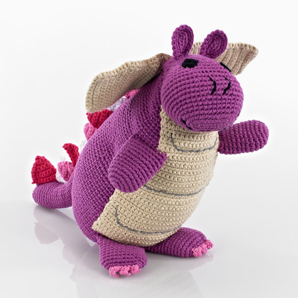 Pebble: Dragon (Purple)