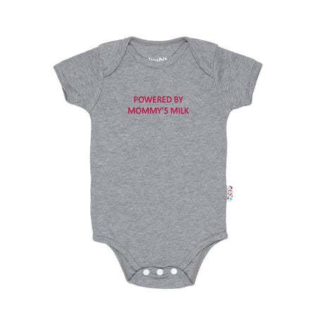 Organic: Powered by Mommy's Milk (Short Sleeves)