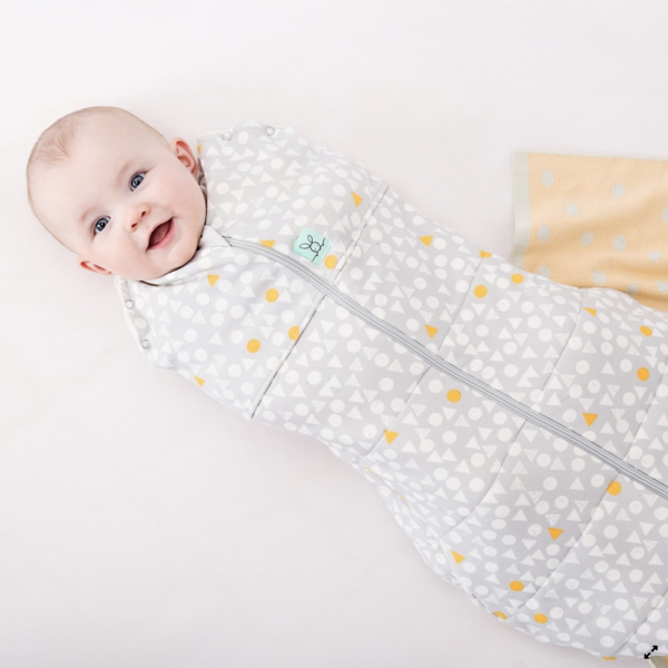 Ergo Cocoon: Swaddle Sleeping Bag (Triangle Pops)